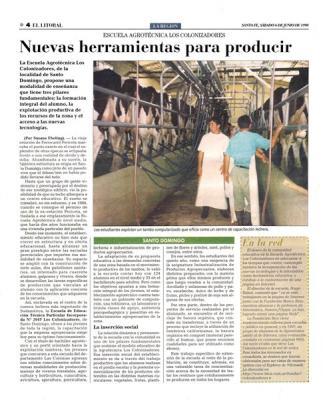 El Litoral, 06/06/1998