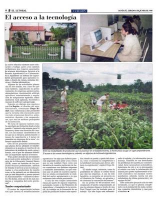 El Litoral, 06/06/1998 2da. parte