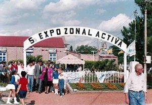 Expo - zonales